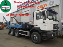 2001 MAN 26.410 FE 6x4 Georg Te