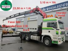 2005 MAN TGA 26.480 6x4 Crane F