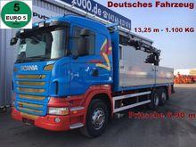 2010 Scania R400 Tirre Euro 191