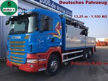 Used 2010 Scania R40