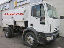 2008 Iveco Euro Cargo Johnston