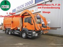 2008 MAN TGA 26.320 Hüffermann
