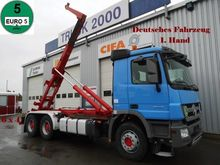 2011 Mercedes-Benz 2746 6x4 Act