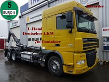 2008 DAF XF105.460 Meiller 7mCo