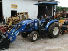 2014 New Holland BOOMER 33 W/25