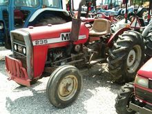 1976 Massey Ferguson 235