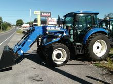 2013 New Holland T4.75 MFD CAB