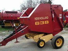 2002 New Holland 638