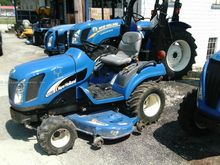 2005 New Holland TZ25DA W/60CMS