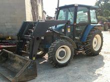 1998 New Holland 4835 MFD CAB L