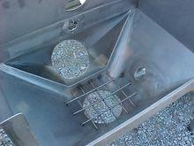 Hopper S/S - Two Bottom Dischar