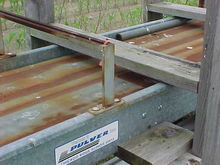 Belt Conveyor 18 In Wide Belt
