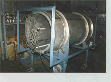 Coating Drum - S/S - Lifters  3