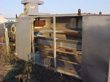 Conveyor Type Belt Cooler   44""