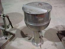 20 Gallon Groen Kettle - 25 PSI