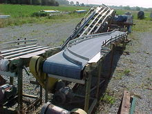"17 1/2"" W Flat Belt Conveyor -"