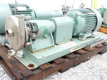 Tri Clover M# SP218MH-S Pump -