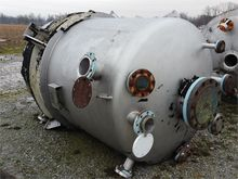 1200 Gallon Hebeler Cone Bottom