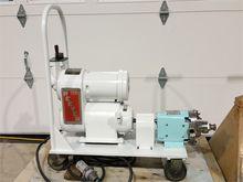Waukesha Model # 15 Pump - 1 HP