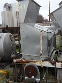 """Stainless Steel Hopper With 6"""""""