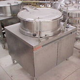 40 Gallon Market Forge Kettle -