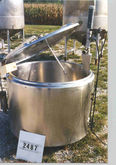 150 Gallon Jacketed and Insulat