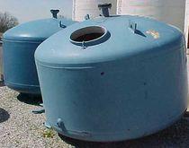800 Gal Carbon Steel Tank - Dis