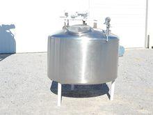 500 Gallon Cherry Burrell Tank