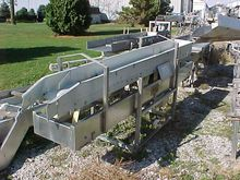 "Allen Vibrating Conveyor  12""W"