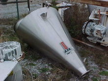 AZO Cyclone Dust Collector  S/S