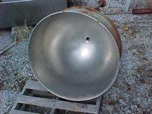 30 Gallon Kettle - S/S - Carbon