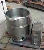 10 Gallon Groen Kettle - Electr