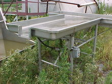 Table - Used for Sorting Fruit