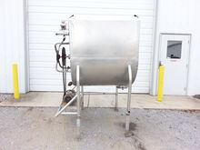 40 Cu Ft / 300 Gal - Jacketed -