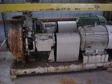 Ingersoll Rand Pump - Size 8x6x