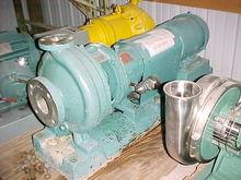 Gould Model 3196 S/S Pump - 5 H