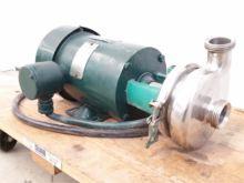 Tri-Clover Pump - Model # C114T