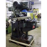 1997 Lion Vertical Turret Mill