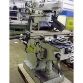 2001 Lion Vertical Turret Mill