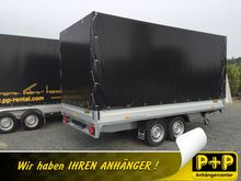 Humbaur HT 254118 tarpaulin - p