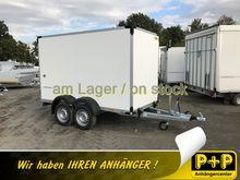 Humbaur HK 253015 closed box tr
