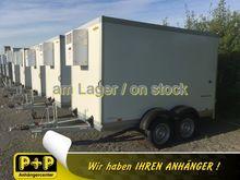 Used Humbaur HGK 253