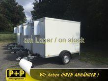 Used Humbaur HGK 132