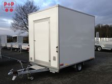 Cargo Trailers PPDT3.00 - empty