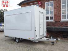Cargo Trailers PPDT4.20 - Empty