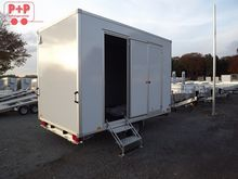 Cargo Trailers PPDT 13H 1.3 t T