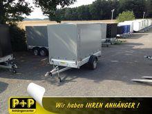Humbaur HA 153015 with elevatio