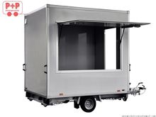 Cargo Trailers PPDT2.50 - empty