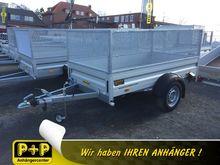 Humbaur HA 132513 with mesh sid