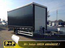 Humbaur HU 606224 curtainsider